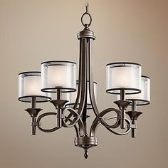 Kichler Lacey Collection 5-Light Chandelier