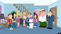 "Family Guy"" airs on Sundays at 9 p.m. ET on Fox."