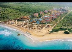 Dreams Punta Cana Resort & Spa, Dominican Republic    info@wislartravel.com