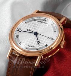 """Реплики часов Breguet - Часы """"Classique 5177"""" от Breguet модель № 25.2 купить по выгодной цене в интернет-салоне VipTimeClub"""