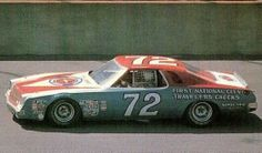 The late great Benny Parsons