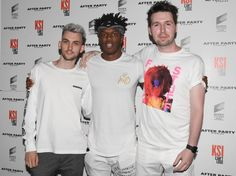 KSI Photos - Callux, KSI and Rvbberduck attend the World Premiere of 'KSI: Can't Lose' documentary at Picturehouse Central on August 2018 in London, England. - 'KSI: Can't Lose' Documentary World Premiere - Arrivals Pretty Boy Swag, Pretty Boys, Sweet Like Candy, Youtube Stars, London England, My Boyfriend, Harrods, Youtubers, Documentaries