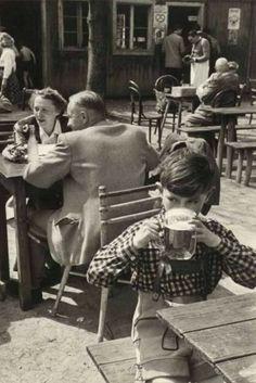 La infancia hace unas décadas