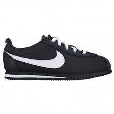 newest f0878 eaade nylon nike cortez,Nike Cortez 07 - Boys  Preschool - Running - Shoes - Black  White Nylon-sku 49494001