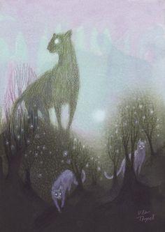 Ancestor by ullakko