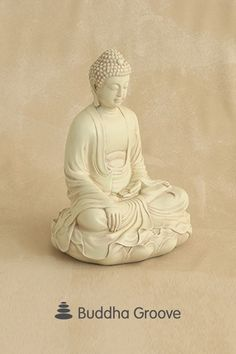 Artistic statue with stone colored finish depicts Buddha meditating in the earth touching pose, a gesture based on the story of his enlightenment. Meditating Buddha Statue, Buddha Meditation, Buddha Statues, Bodhi Tree, It Is Finished, Poses, Stone, Artist, Figure Poses