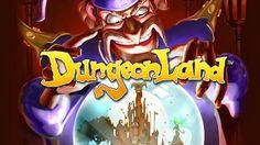 Dungeonland é um RPG de ação irreverente, onde até três aventureiros podem trabalhar juntos enquanto invadem parques temáticos medievais loucos e perigosas para saquear e ter glória.