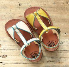 sweet feets!  Pèpè children shoes SS14