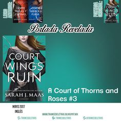 A Court of Wings and Ruin (A Court of Thorns and Roses #3) de Sarah J. Maas