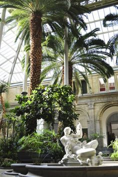 Ny Carlsberg Glyptotek Museum - well worth a visit...