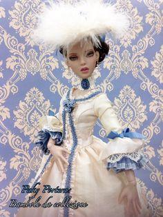 Tonner Doll - Fashion - Deja Vu - Paris Stroll - FAO Schwarz Exclusive
