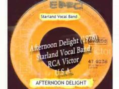 Starland Vocal Band - AFTERNOON DELIGHT(1976) - AMERICA'S TOP SINGLE OF 1976