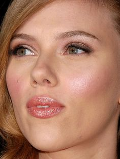 Scarlett Johansson makeup by raychylle, via Flickr