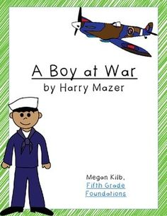 a boy at war book report The war with grandpa is the story of a young boy whose grandfather has to move into his home under normal circumstances, this would be great, but unfortunately, grandpa has to take peter's room peter is forced into the scariest room of the house, and this causes a prank war between the two.