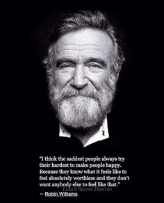 A Great Quote From Robin Williams
