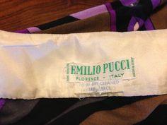"Label #PUCCI purple silk #jersey ""#Baydoll"""