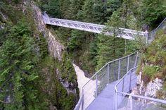 Leutaschklamm Gorge