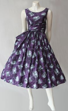 50s dress by Sir Rob