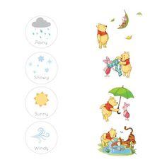 Winnie the Pooh Weather Worksheet
