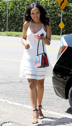 SHOP Parker Parker Whitefield Dress Seen On Kerry Washington