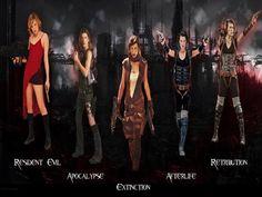 resident evil movies | Resident Evil - Resident Evil Movie Wallpaper (34631991) - Fanpop ...