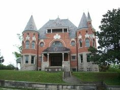 Huntington, IN.  Home has been vandalized and needs some TLC.  Beautiful in person even tho it has been unappreciated.