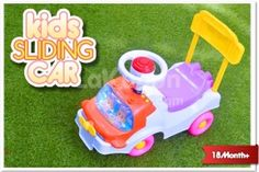 Toys : Sliding Car for Children (18+ Month) Only Rp 160.000 by. LaKupon.com