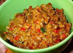 riza sa sampinjonima i povrcem Great Recipes, Vegan Recipes, Cooking Recipes, Vegan Food, Croatian Recipes, Best Food Ever, Diet And Nutrition, Risotto, Food To Make
