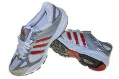 Adidas Running Clasic Putih Merah