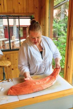 An Alaskan Chef Battles Cancer One Recipe at a Time