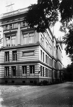 1935 Bellevuestrasse 15 Wilhelm-Gymnasium als Volksgerichtshof