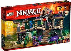 Lego ninjago playth mes 70728 jeu de construction le temple de ninjago city - Jeu de ninjago contre les serpents gratuit ...