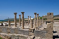 Ruinas romanas de Baelo Claudia, junto a Tarifa. S. II-I a.C.