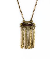 Antique Tribal Boho Necklace by A+O Styles