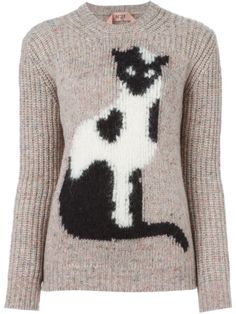 Shop Nº21 cat jumper
