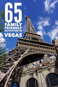 65 family friend activities in Las Vegas. what to do in Vegas that doesn't involve gambling or drinking.