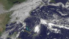 The East Coasts Heavy Rains Are Not From Hurricane Joaquin