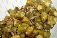 Real Cajun Cooking - Pure and Simple: Smothered Okra - No Tomatoes