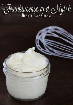 Frankincense and Myrrh Beauty Face Cream