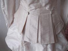 Hochzeit - Brautkleid viktorianisch - ein Designerstück von AnnaVictoria bei DaWanda