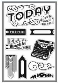 Moments to Remember $15.99 @ Simon Says Great for Planners or Project life or...