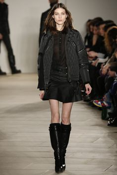 Fall 2013 Trend: The Quilt Trip (Belstaff RTW Fall 2013)