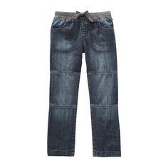 Pantalon en denim doublé pour garçons - Joe Fresh 24$
