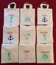 Mitgebsel-Taschen für den Kindergeburtstag