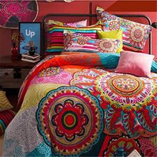 Refreshing arriving FADFAY Cotton Boho Style Bedding Sets Duvet Cover Set Bohemia Bedding Set Queen Size 4Pcs Flat Sheet With Pillowcases Home Set now on discount sales US $118.00 with free delivery  there are various this excellent product and more at our favorite website      Purchase it now the following >> http://bohogipsy.store/products/fadfay-cotton-boho-style-bedding-sets-duvet-cover-set-bohemia-bedding-set-queen-size-4pcs-flat-sheet-with-pillowcases-home-set/,  #BohoStyle