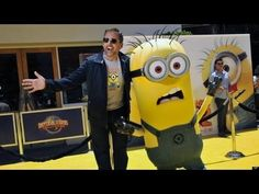 'Despicable Me Writers Explains Origin Of The Minions Minion Art, Minions, Movie Co, Despicable Me 2, Movies Online, Writers, The Originals, Fictional Characters, The Minions