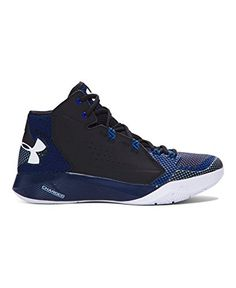 low cost 7aeed 947e5 Scarpe da Basket - Uomo - Under Armour Torch Fade - Nero - misura 46 EU