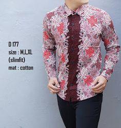 Baju Batik Sunwash Pria Terbaru Motif Abstrak Semi Sutra Kode BS