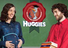 Huggies® crea la Escuela para Padres Primerizos
