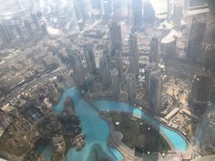 Burj KHALIFA #Dubai  At The Top